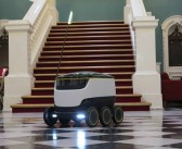 Starship Technologies introduces delivery robots to Greenwich