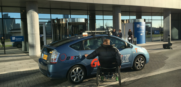 GATEway demonstrates how teleoperation and autonomy can improve mobility for disabled drivers
