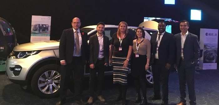 MOVE_UK and GATEway at CBI Annual Conference 2017