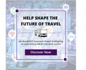 Help shape the future of travel with MERGE Greenwich